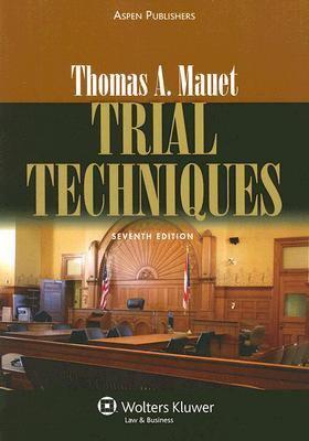 Trial Techniques 9780735555594