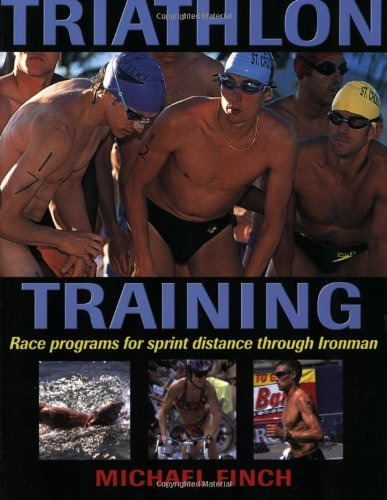 Triathlon Training 9780736054447
