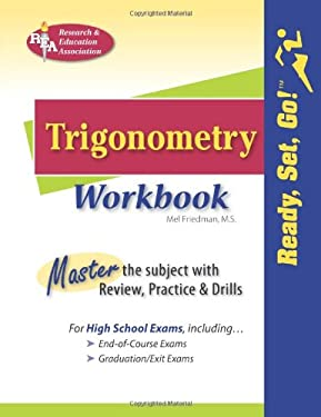 Trigonometry Workbook 9780738604558