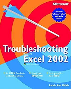 Troubleshooting Microsoft Excel 2002 9780735614932
