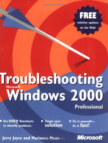 Troubleshooting Microsoft Windows 2000 Professional 9780735611658