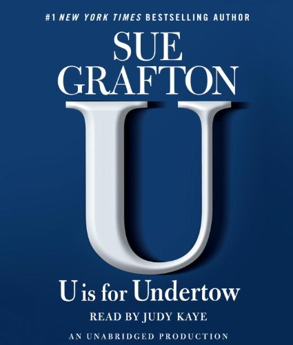 U Is for Undertow 9780739323212