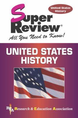 U.S. History Super Review 9780738600703