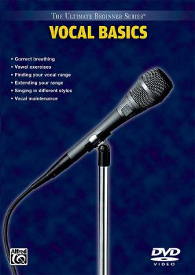 Ultimate Beginner -- Vocal Basics: Steps One & Two, DVD 9780739050484