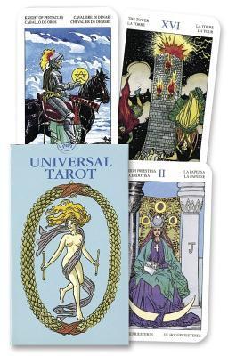 Universal Tarot Mini 9780738704586