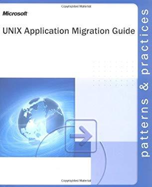 Unix Application Migration Guide 9780735618381