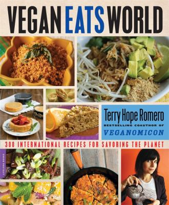 VEGAN EATS WORLD 9780738217444