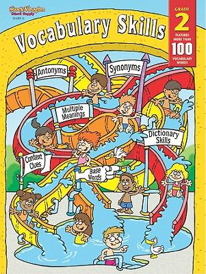 Steck-Vaughn Vocabulary Skills: Student Workbook Grade 2 9780739869017