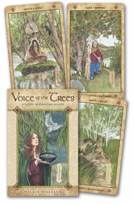 Voice of the Trees: A Celtic Divination Oracle [With Paperback Book] 9780738715544