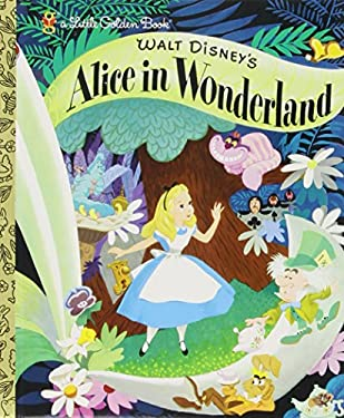 Walt Disney's Alice in Wonderland 9780736426701