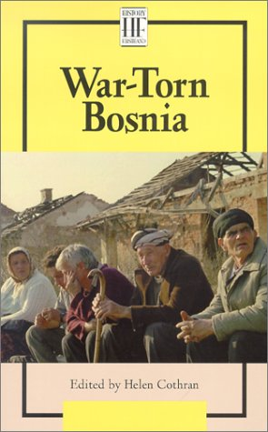 War-Torn Bosnia 9780737708882