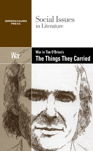 War in Tim O'Brien's the Things They Carried 9780737754605