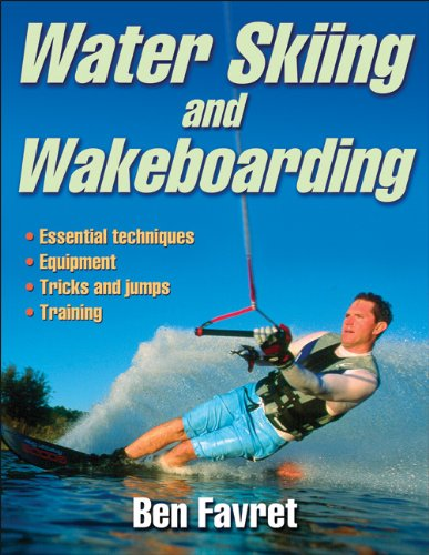 Water Skiing and Wakeboarding 9780736086349