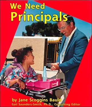 We Need Principals 9780736805322