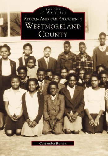 African-American Education in Westmoreland County 9780738501451