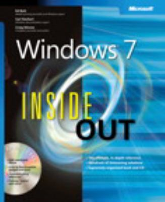 Windows 7 Inside Out 9780735626652