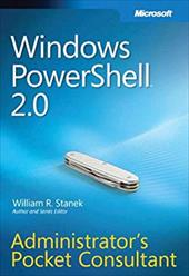 Windows Powershell 2.0: Administrator's Pocket Consultant