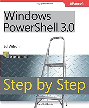 Windows Powershell 3.0 Step by Step 9780735663398