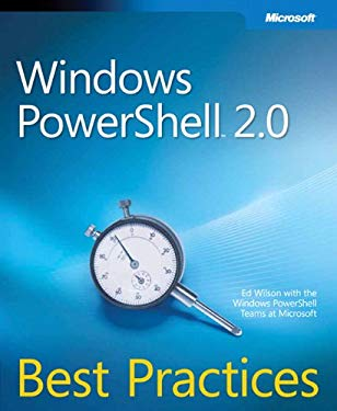 Windows PowerShell 2.0 [With CDROM] 9780735626461