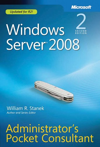 Windows Server 2008 9780735627116