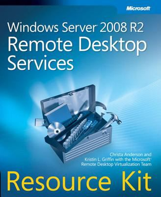 Windows Server 2008 R2 Remote Desktop Services Resource Kit [With CDROM] 9780735627376