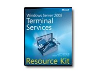 Windows Server 2008 Terminal Services Resource Kit [With CDROM] 9780735625853