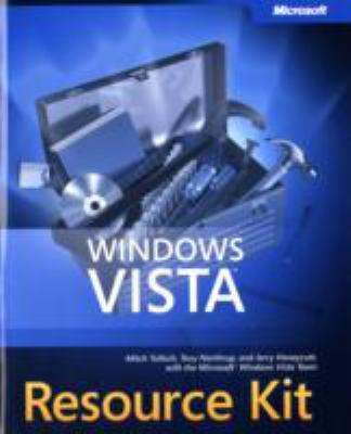 Windows Vista Resource Kit [With CDROM] 9780735622838