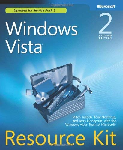 Windows Vista Resource Kit [With CDROM] 9780735625969