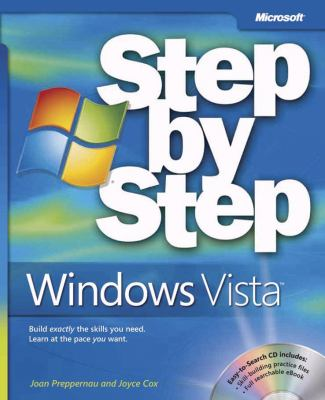 Windows Vista Step by Step 9780735622692