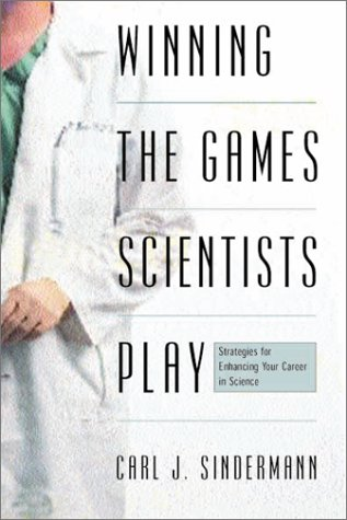 Winning the Games Scientists Play 9780738204253