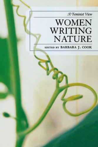 Women Writing Nature: A Feminist View 9780739119136