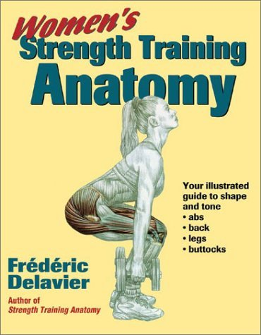 Women's Strength Training Anatomy 9780736048132