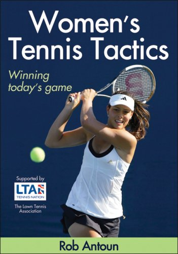 Women's Tennis Tactics 9780736065726