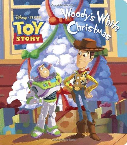 Toy Story Christmas : Woody s white christmas by kristen l depken disney