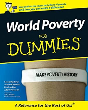 World Poverty for Dummies 9780731406999