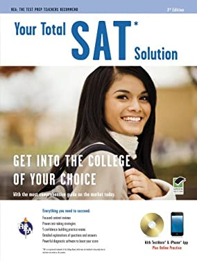 Your Total SAT Solution, TestWare Edition [With CDROM] 9780738608693