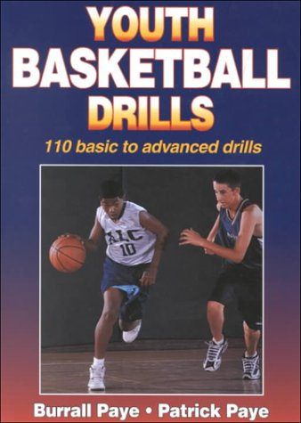 Youth Basketball Drills 9780736033657