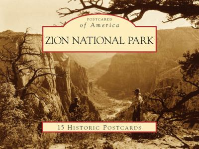 Zion National Park 9780738525617
