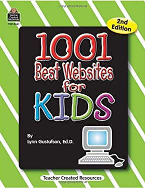 1001 Best Websites for Kids [With CD] 9780743934619