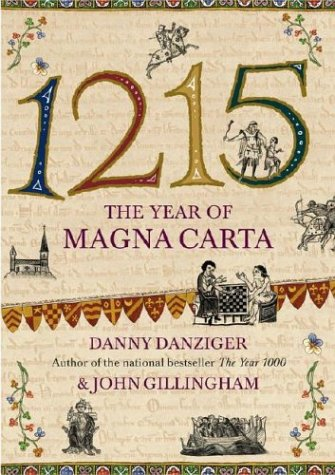 1215: The Year of Magna Carta 9780743257732
