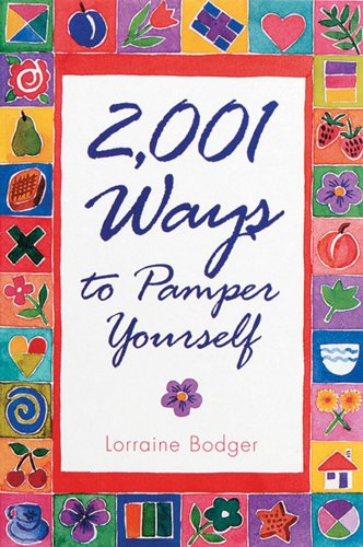 2,001 Ways to Pamper Yourself 9780740700224