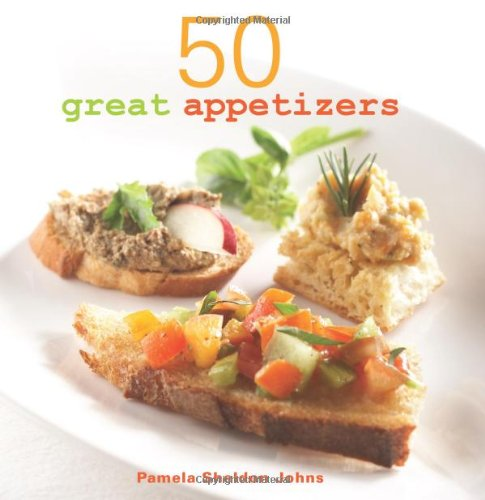 50 Great Appetizers 9780740776502