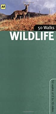 50 Walks: Wildlife 9780749555535