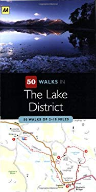 50 Walks in the Lake District: 50 Walks of 2-10 Miles 9780749555955