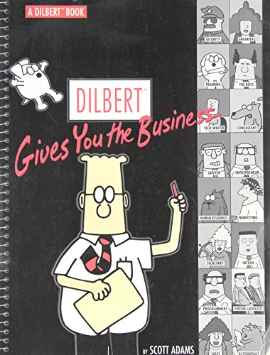 Dilbert Gives You the Business 9780740700033