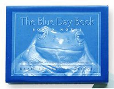The Blue Day Book Boxed Notes [With 13 Vellum Envelopes] 9780740720475