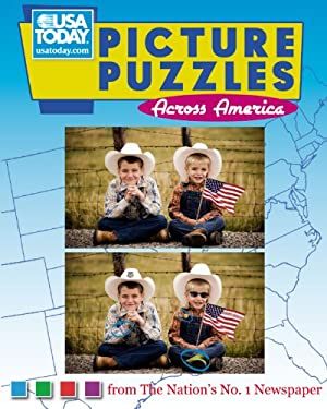 USA Today Picture Puzzles Across America 9780740797507