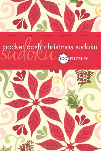 Pocket Posh Christmas Sudoku: 100 Puzzles 9780740799563