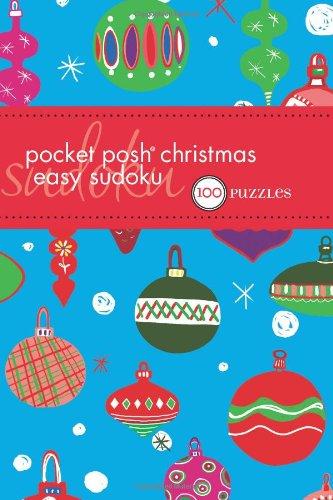 Pocket Posh Christmas Easy Sudoku: 100 Puzzles 9780740799570