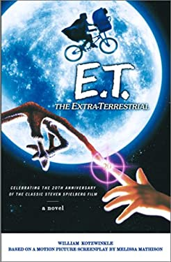 E.T., the Extra-Terrestrial 9780743216029